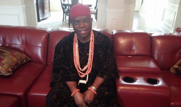 Nze Amadiebube Mbama – President