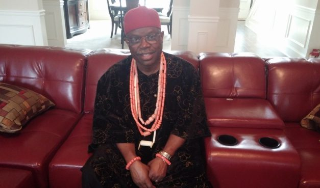 Nze Amadiebube Mbama – President Emeritus