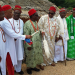 Meet Eze Nri and Dozens of Igbo Leaders – Home & Abroad
