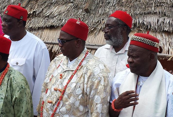 Igbo leaders gather to celebrate World Igbo Festival of Arts and Culture