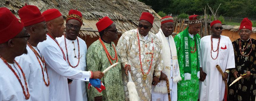Igbo traditional rulers and titled chiefs