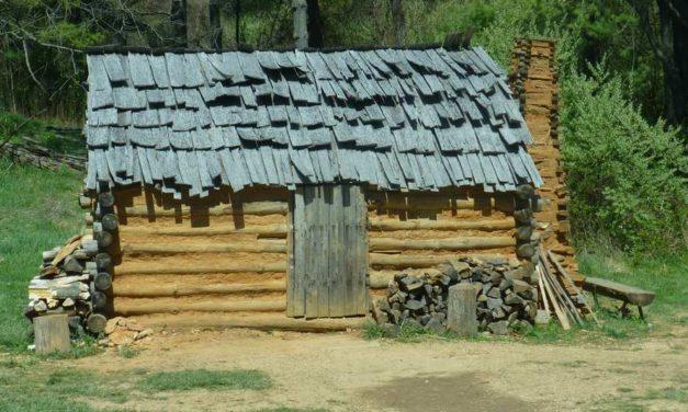 German, Irish, American & Other Exhibits Near Igbo Village