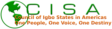 CISA - Council of Igbo States in Americas