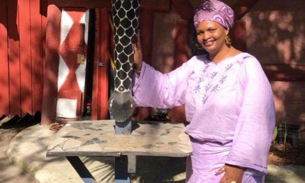 Princess Naja Chinyere Njoku Eri, DSG, DNA Tested Igbo Descendants