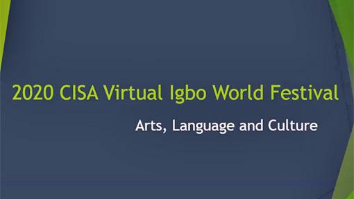 7th Igbo World Festival of Arts & Culture (2020)