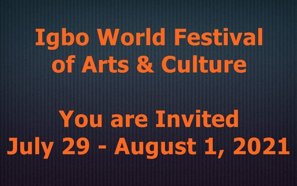 8th Igbo World Festival of Arts & Culture (2021)
