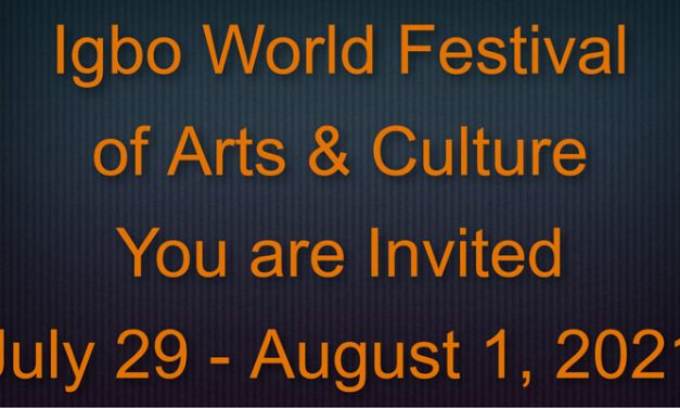 2021 Igbo World Festival of Arts & Culture
