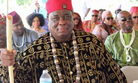 Dr. Nwachukwu Anakwenze – Chairman, Board of Presidents