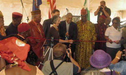 Igbo Village Inauguration & Igbo Festival (2010)