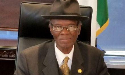 Ambassador Sylvanus Adiewere Nsofor
